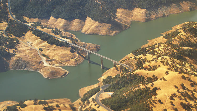 LA Times: A tour of California's water supply lays bare the tension between farmers and fish